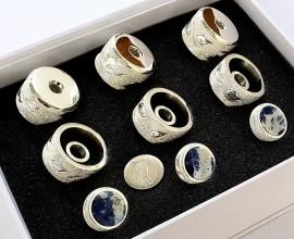 Capelotes Trompete - Artisian Silver