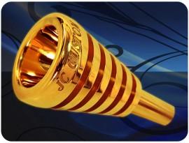 Trombone Calibre Fino - Oring - GOLD